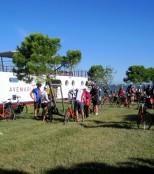 Malamocco - The Cycling Begins