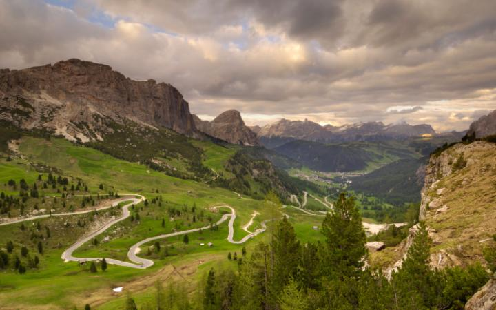 dolomites_view from passo di gardena-large-1