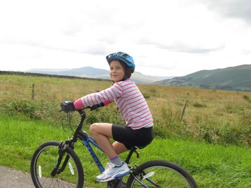 Boost kids skills on the bikes