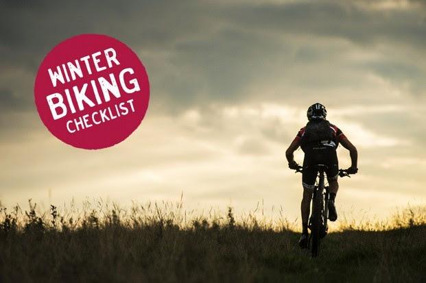 Get ready for winter! Our biking checklist…