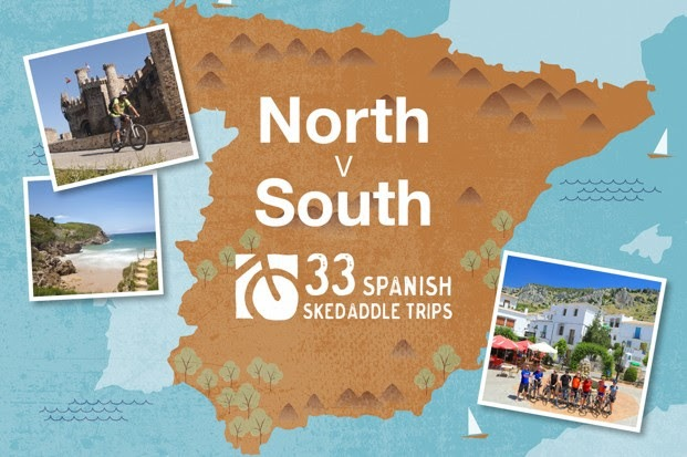 Cycle Spain: The Best of the North and South