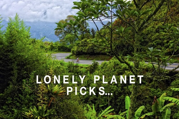 Distant destinations! Lonely Planet picks for 2017