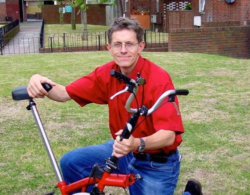 Why I Cycle: An Interview with travel journalist & broadcaster Simon Calder