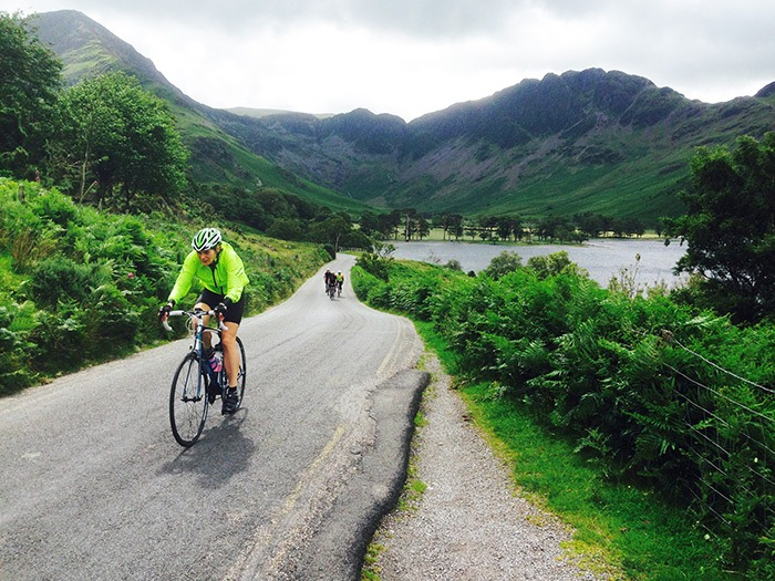 Fred Whitton Challenge in Lake District