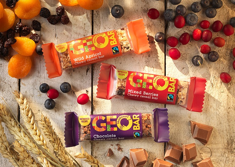 5 reasons why a GEOBAR makes the perfect cycling snack