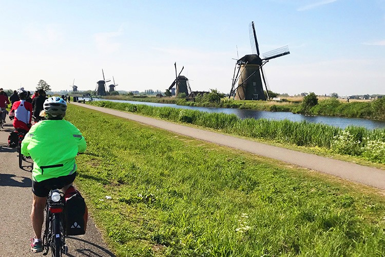Customer Story: Bruges to Amsterdam