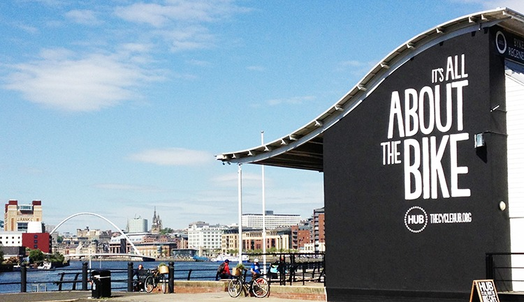 Newcastle-city-guide-the-cycle-hub