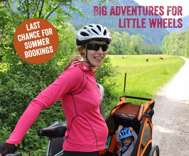 Big adventures for little wheels this summer