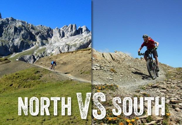 Biking in Spain: North VS South