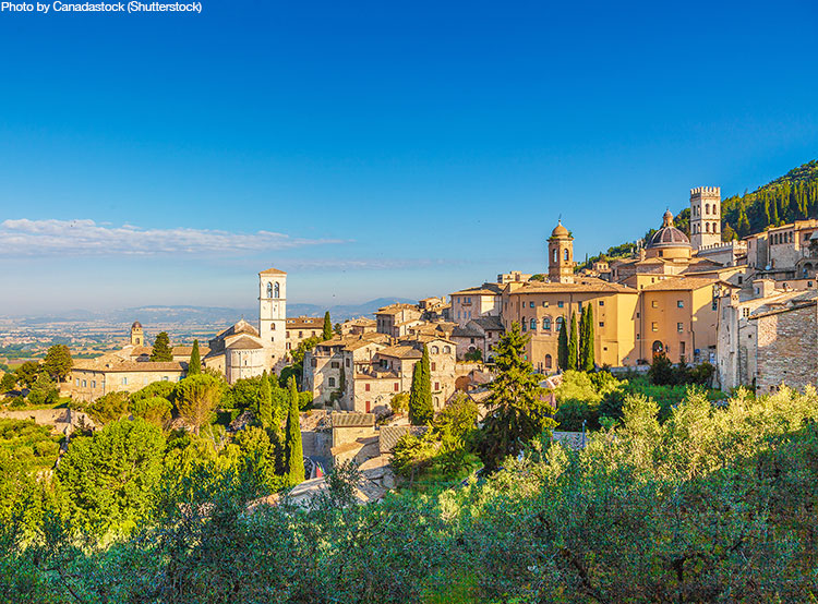 Cycle Umbria: Italy at its most charming