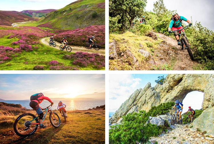 Our guides talk about their favourite mountain bike trails