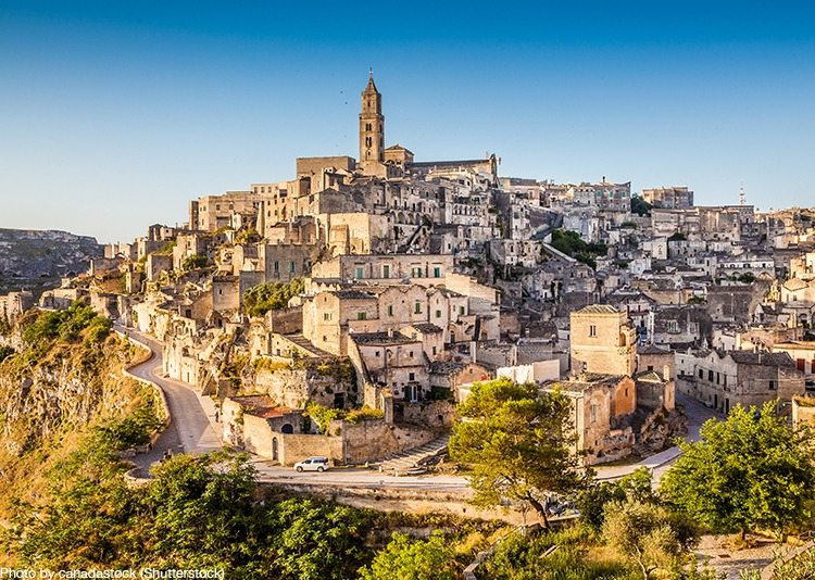 Matera: Discover this year's Capital of Culture