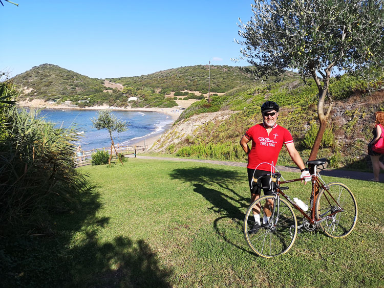 Customer Story: Sardinia, as told by the bike