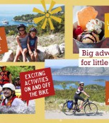 Cycle and Sail with the kids…