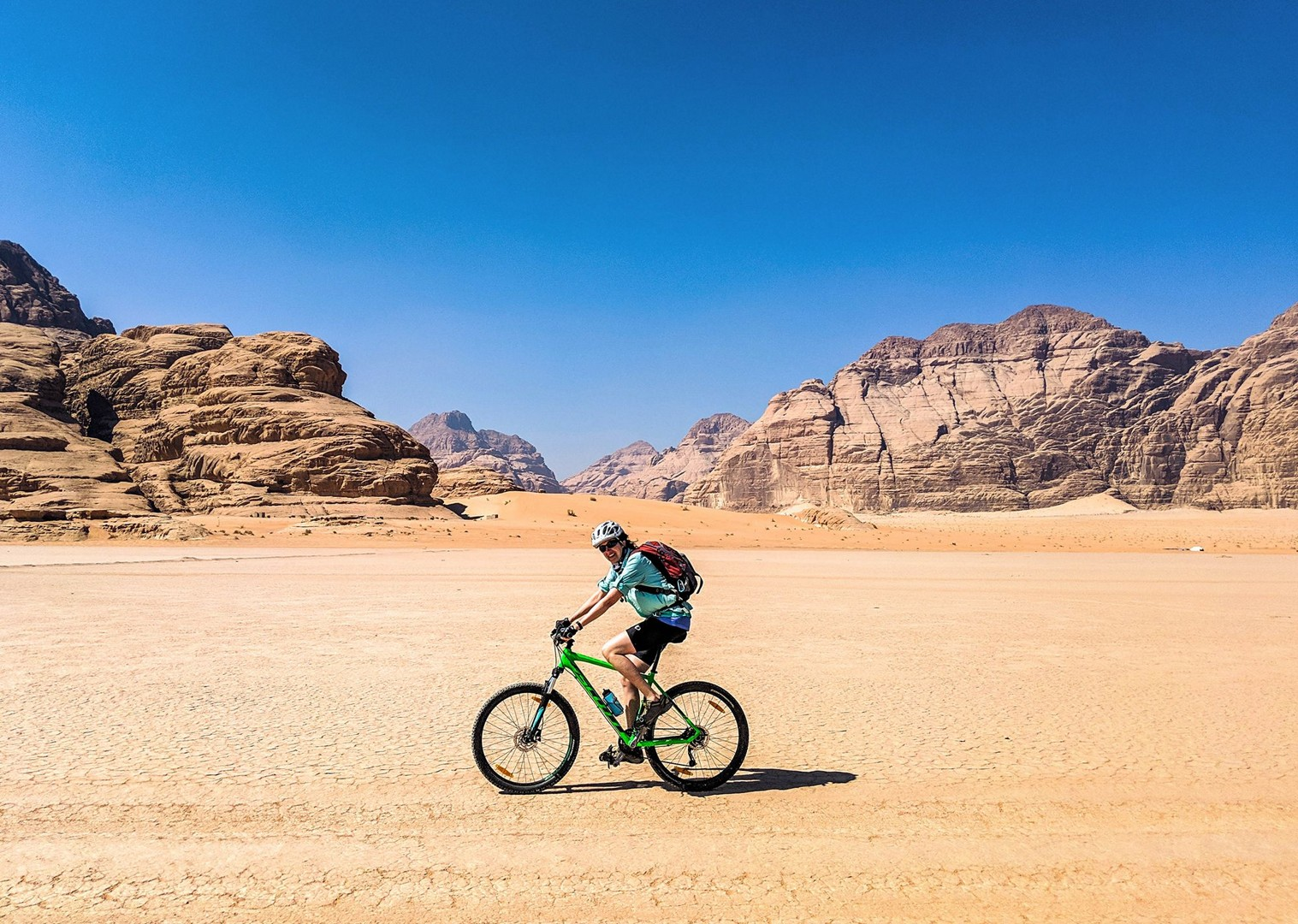 cycling-jordan-guided-adventures-holiday.jpg - NEW! Jordan - Petra, Wadi Rum & the Dead Sea - Cycling Adventures