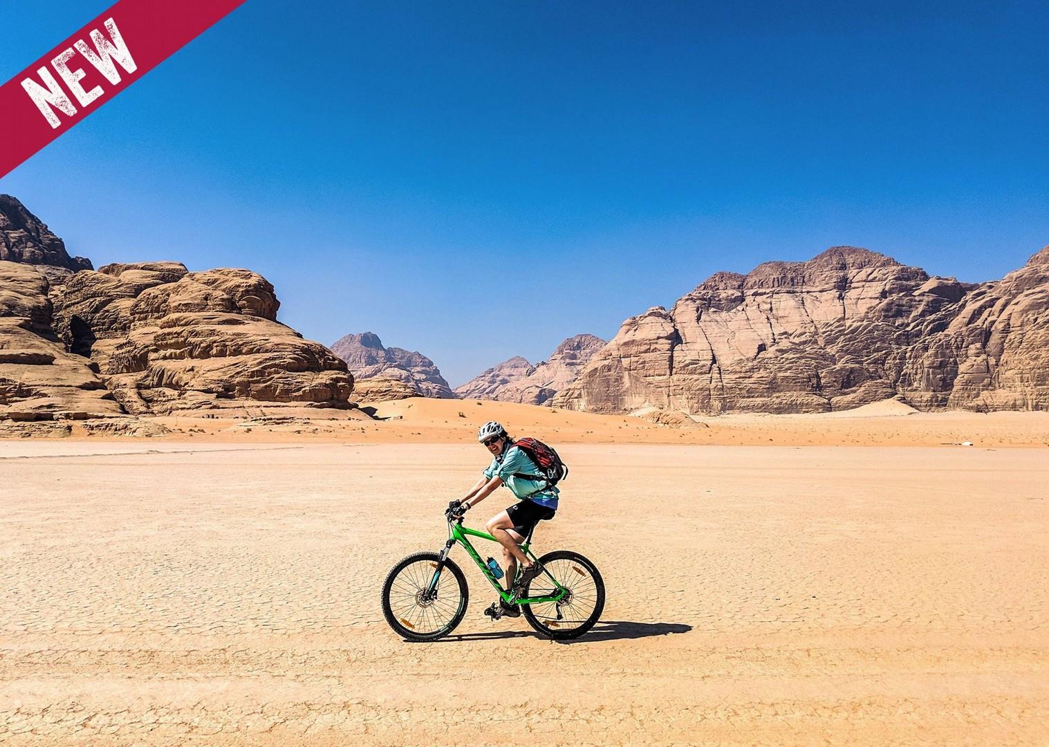 jordan.jpg - NEW! Jordan - Petra, Wadi Rum & the Dead Sea - Cycling Adventures