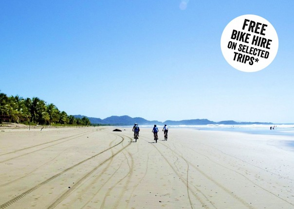 Costa Rica - Volcanes y Playas - Cycling Holiday Image