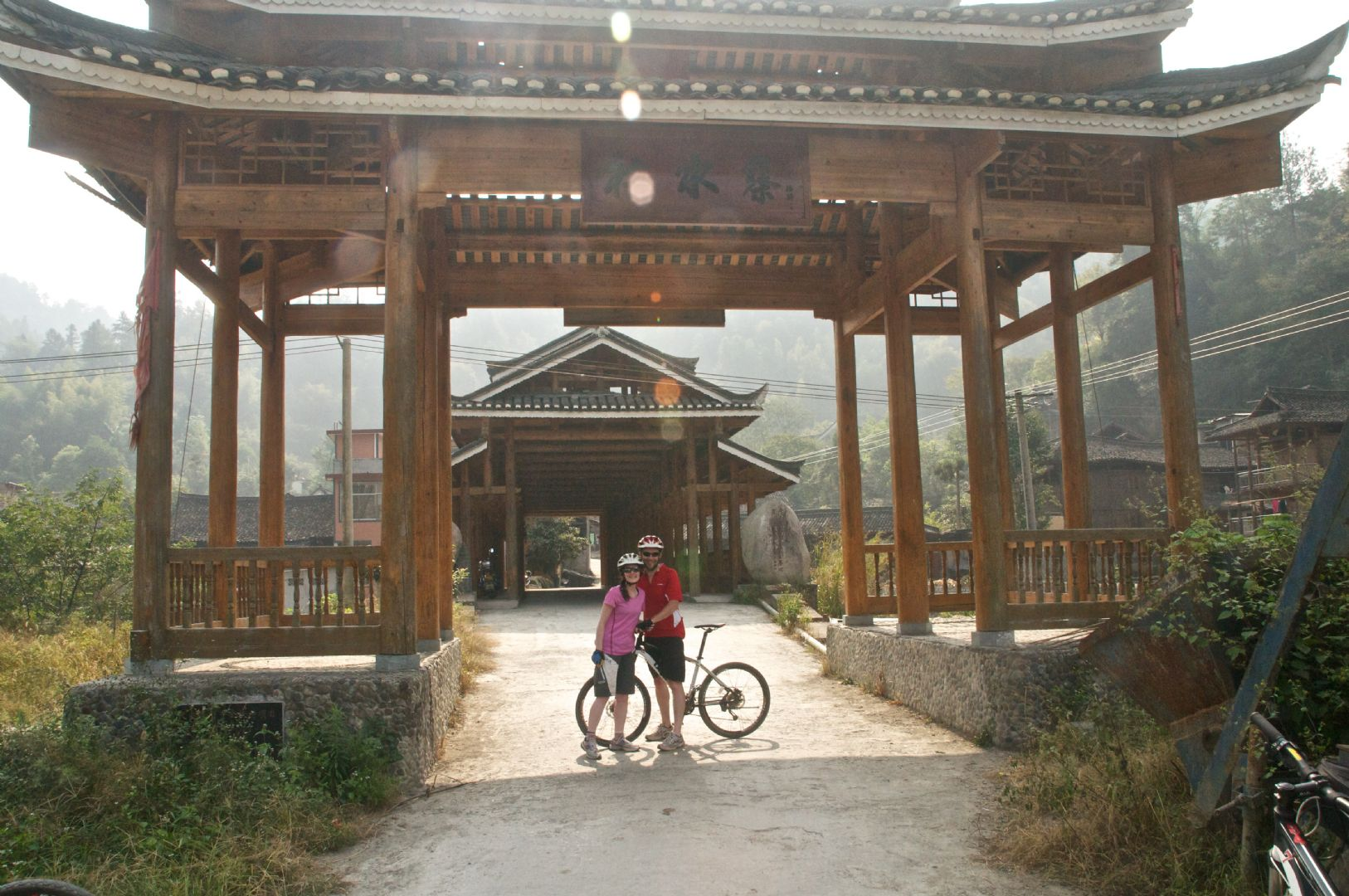 chinacyclingadventure31innesgarden.jpg - China - Guilin and Guangxi - Cycling Adventures