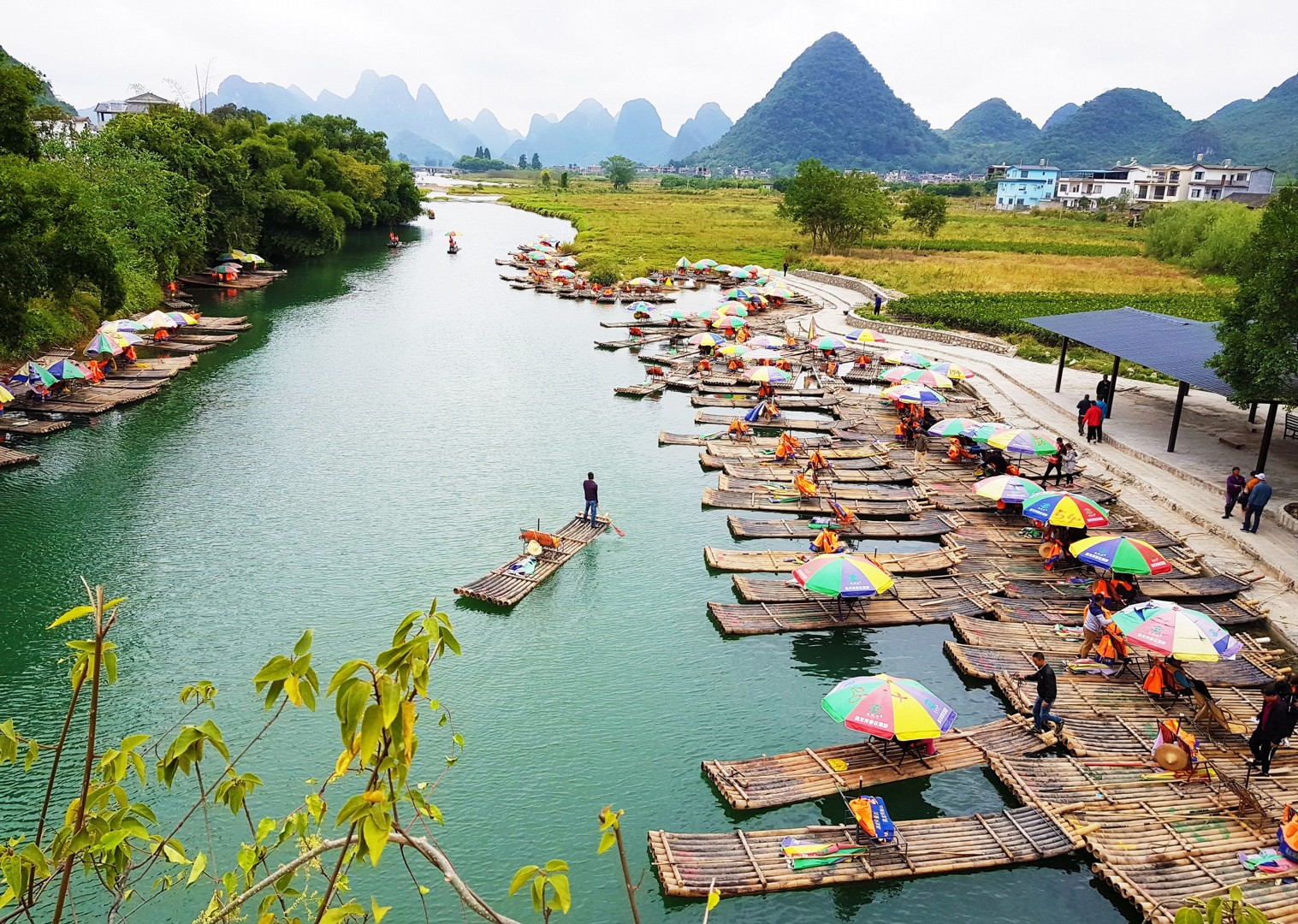 20171017_143146.jpg - China - Guilin and Guangxi - Cycling Adventures