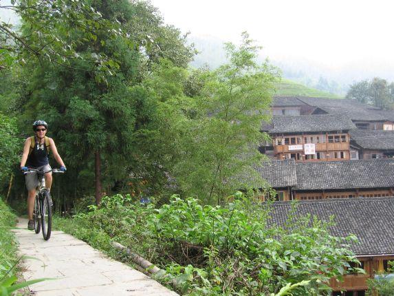 Pingan.JPG - China - Guilin and Guangxi - Cycling Adventures