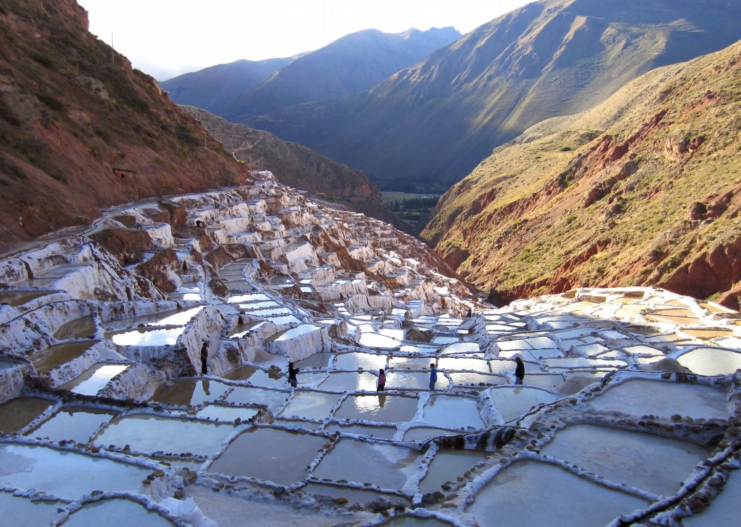 BAS Maras.jpg - Peru - Andes, Amazon and Machu Picchu - Cycling Adventures