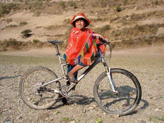 Peru - Andes, Amazon and Machu Picchu - Cycling Holiday Image