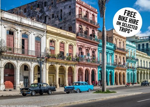 Cuba - Cuban Wheels - Cycling Holiday Thumbnail