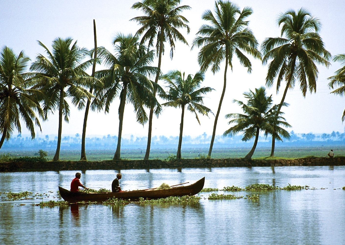 fishing.jpg - India - Classic Kerala - Cycling Adventures