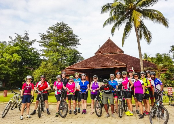 India - Classic Kerala - Cycling Holiday Image