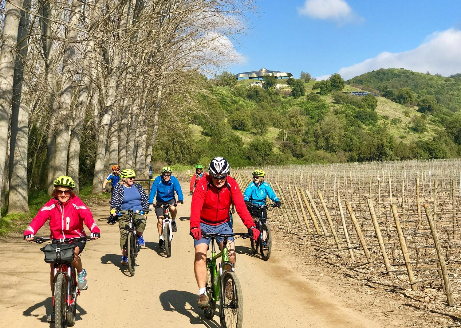 chilegroup.jpg - Chile - Wine Country - Cycling Adventures