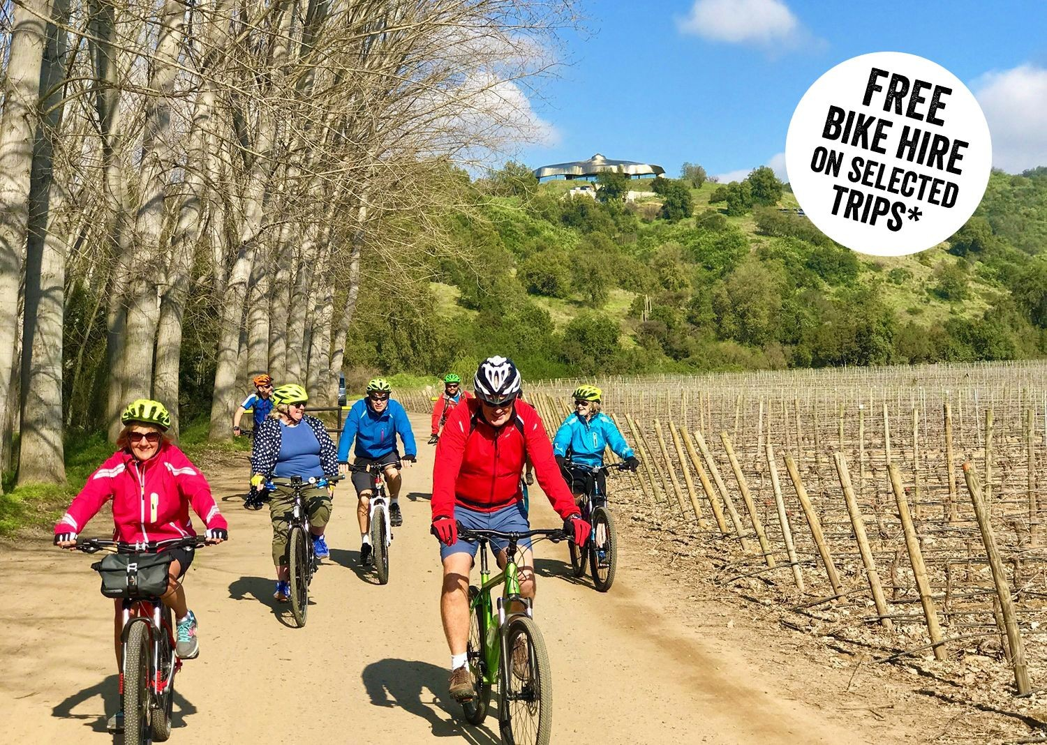 Wine Country copy.jpg - Chile - Wine Country - Cycling Adventures