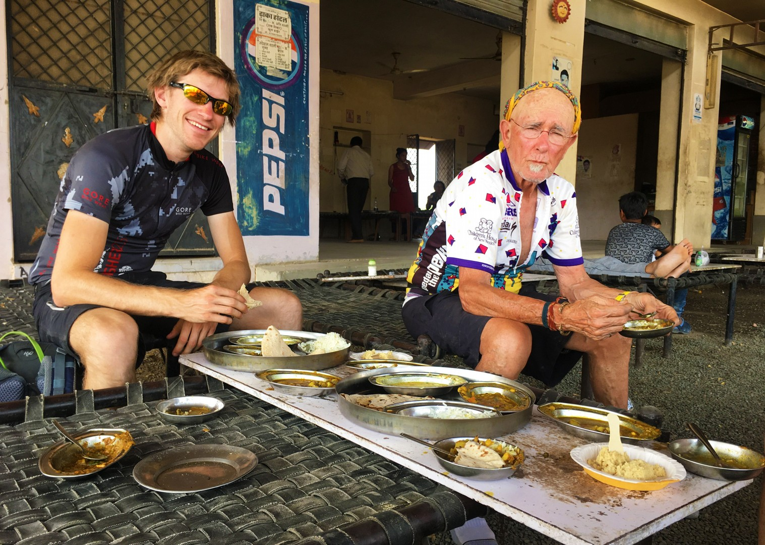 authentic-cuisine-in-rajasthan-on-guided-cycling-trip.jpg - India - Palaces and Lakes of Rajasthan - Cycling Adventures