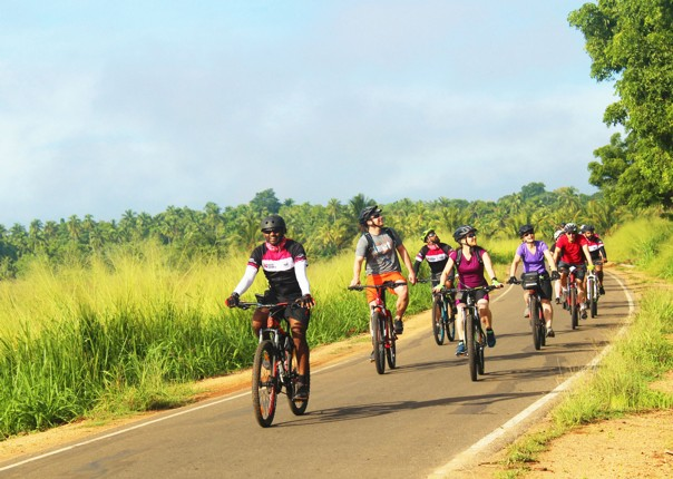Sri Lanka - Backroads and Beaches - Cycling Holiday Image
