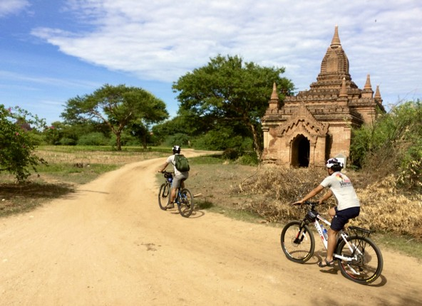 burma- cycling - holiday - landscape-temple.jpg - Burma - Bagan and Beyond - Cycling Adventures