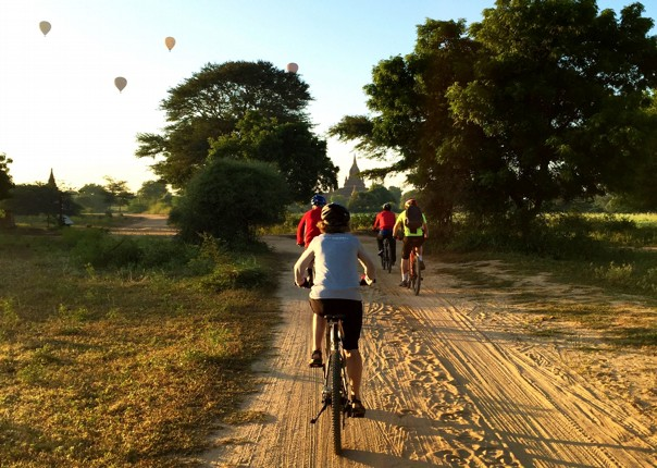 Myanmar (Burma) - Bagan and Beyond - Cycling Holiday Image