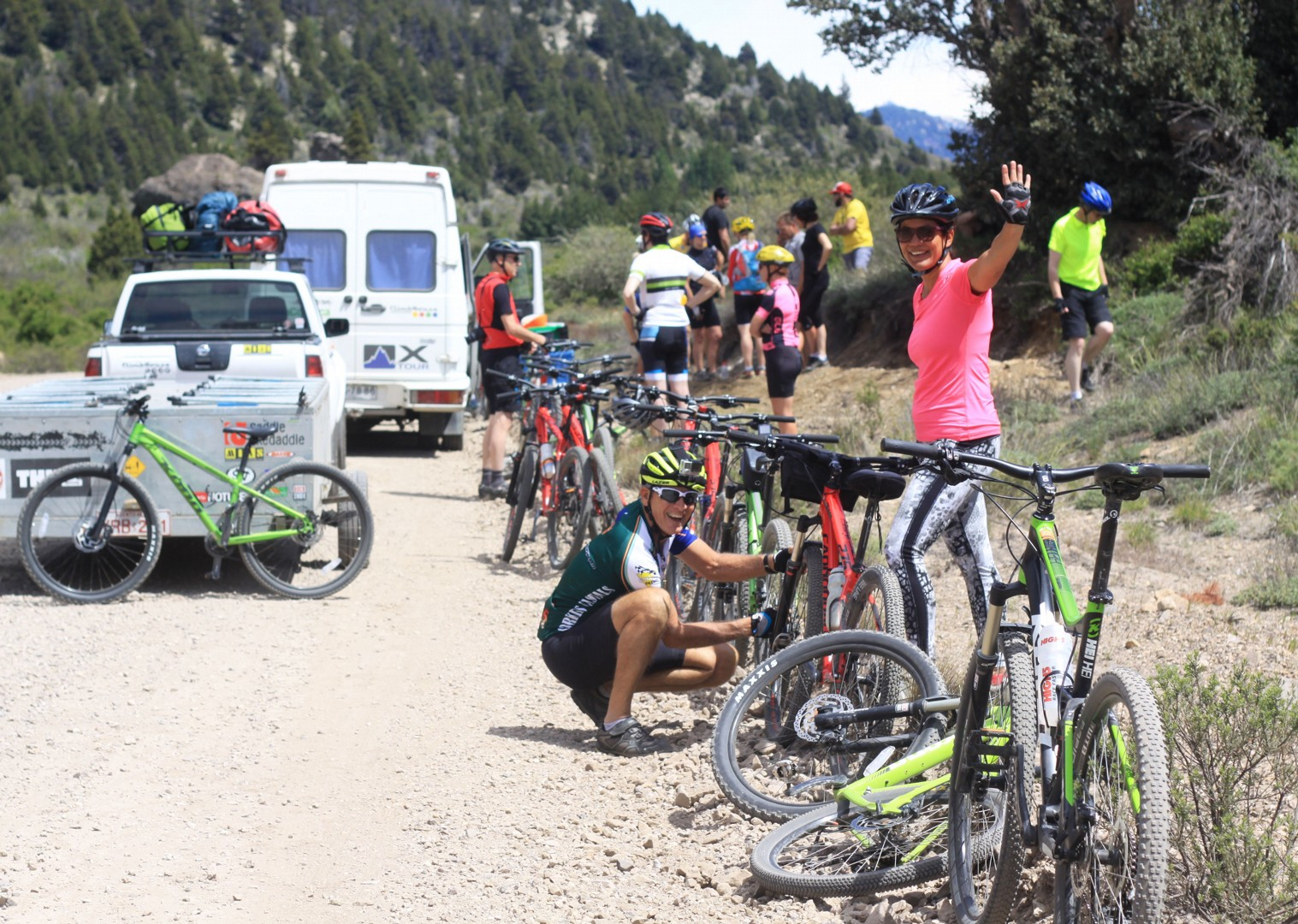 IMG_9138.JPG - Chile and Argentinian - Lake District - Cycling Adventures