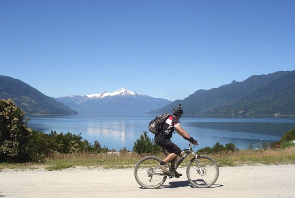 chile-cycling-holiday-volcano-adventure-nature.jpg - Chile & Argentina - Lake District - Cycling Adventures