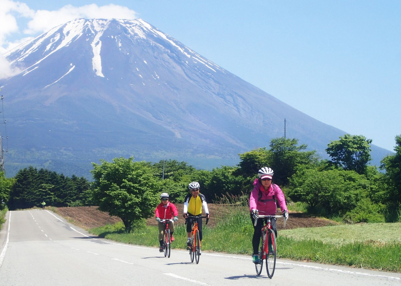 fuji day4 a.JPG - Japan - Classic Japan - Fuji to Kyoto - Cycling Holiday - Cycling Adventures