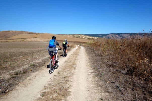 mountainbikingsardinia4.JPG - Sardinia - Coast to Coast - Guided Mountain Bike Holiday - Mountain Biking