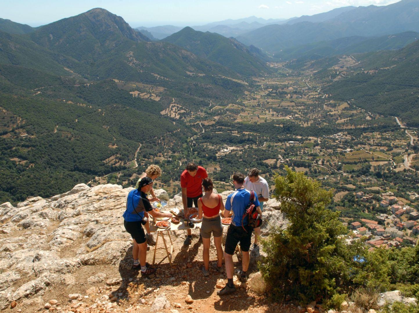 Sardinia - Coast to Coast - Mountain Biking