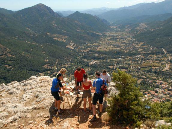 Sardinia - Coast to Coast - Guided Mountain Bike Holiday - Mountain Biking