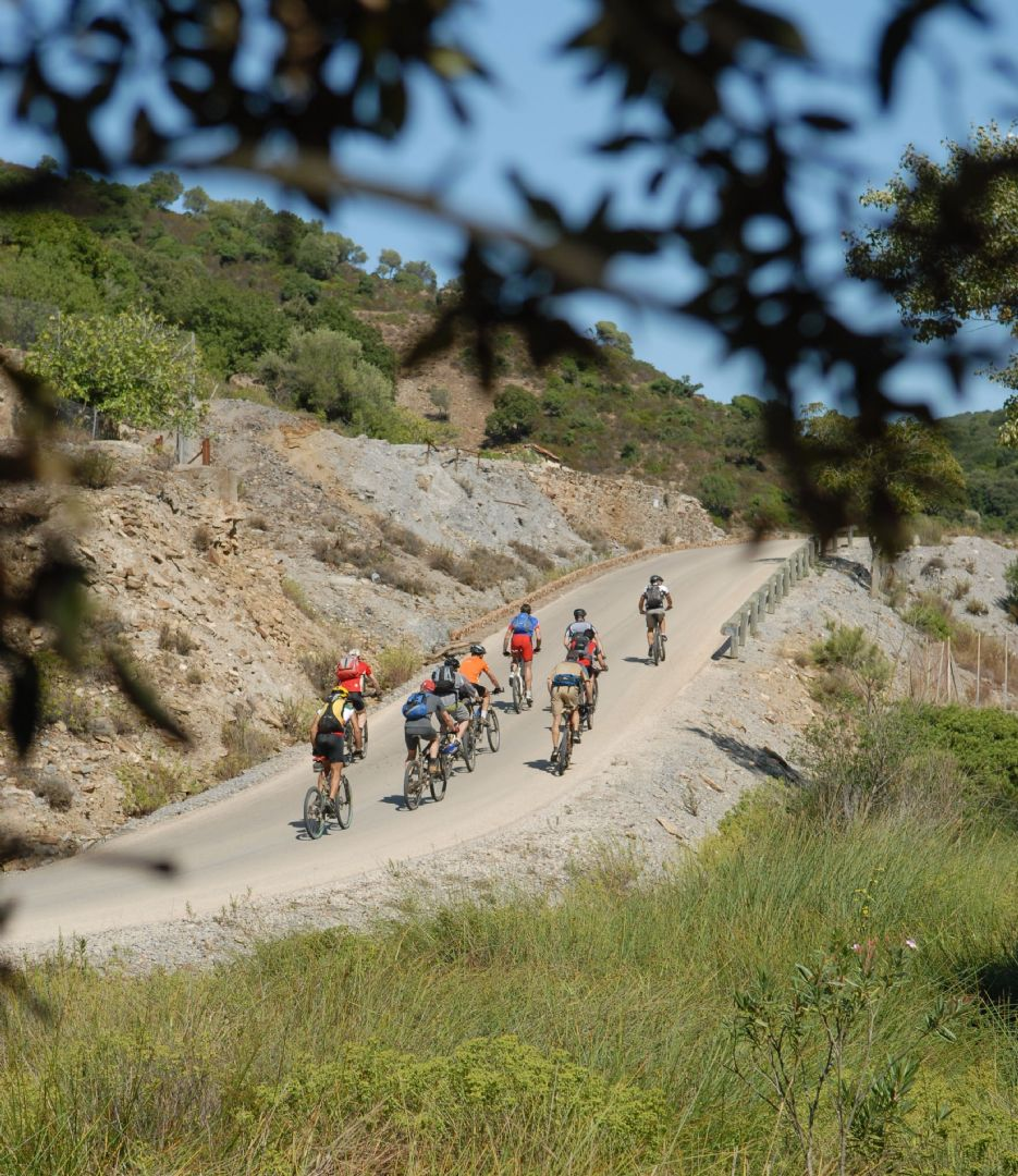 Skedaddle Sardinia Coast to Coast 14.JPG - Sardinia - Coast to Coast - Mountain Biking