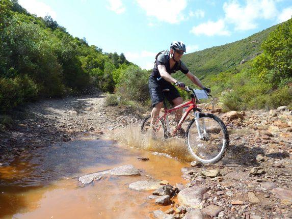 2011 Sardinia 073.jpg - Sardinia - Coast to Coast - Guided Mountain Bike Holiday - Mountain Biking