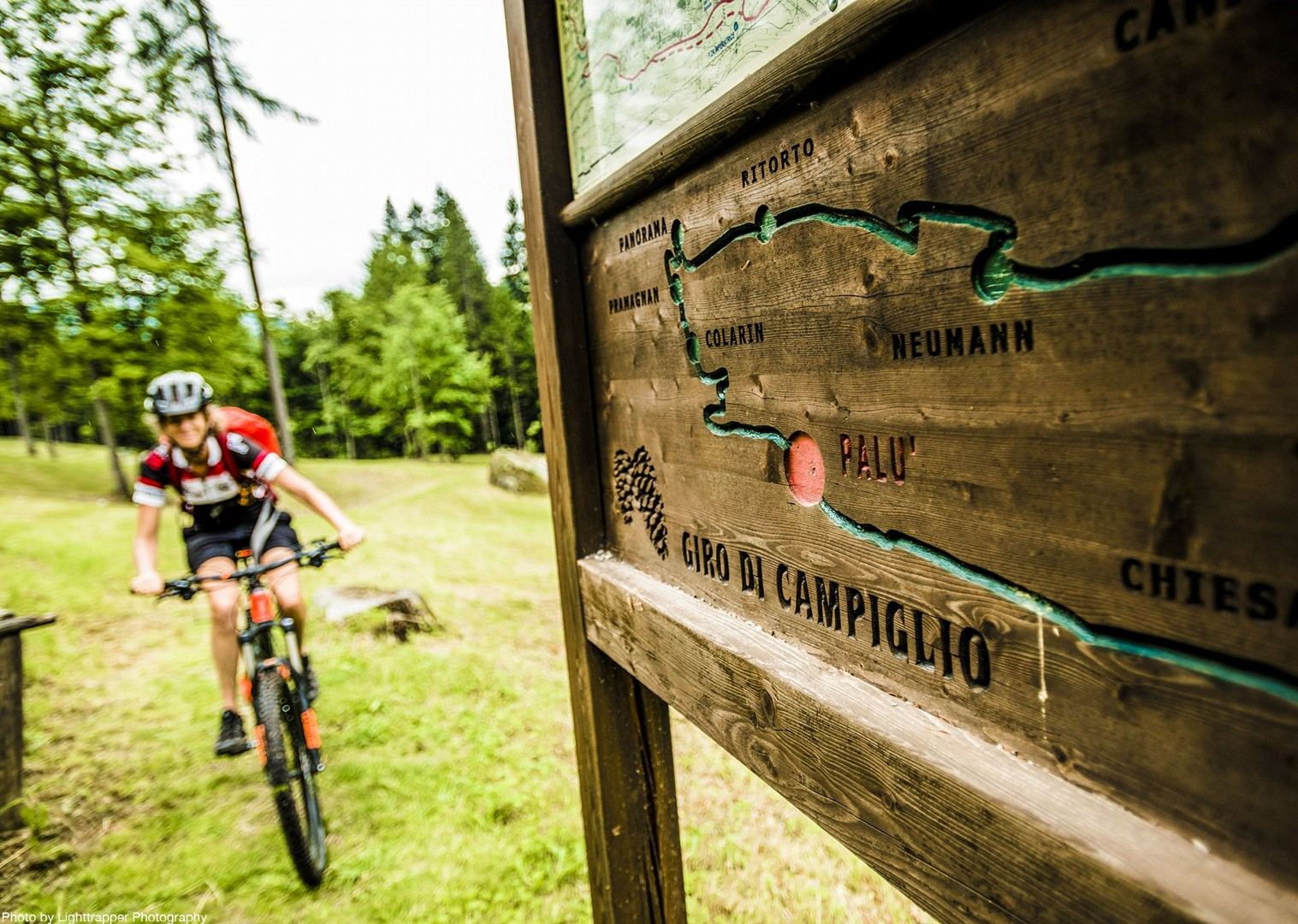 saddle_skedaddle_italy_2017_day6_brenta_dolomites_164-2.jpg - Italy - Dolomites of Brenta - Electric Mountain Bike Holiday - Mountain Biking