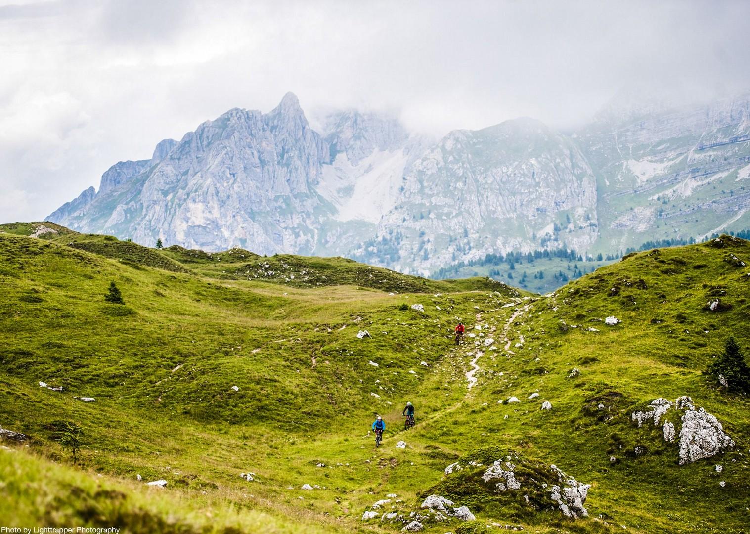 saddle_skedaddle_italy_2017_day6_brenta_dolomites_179-2.jpg - Italy - Dolomites of Brenta - Electric Mountain Bike Holiday - Mountain Biking