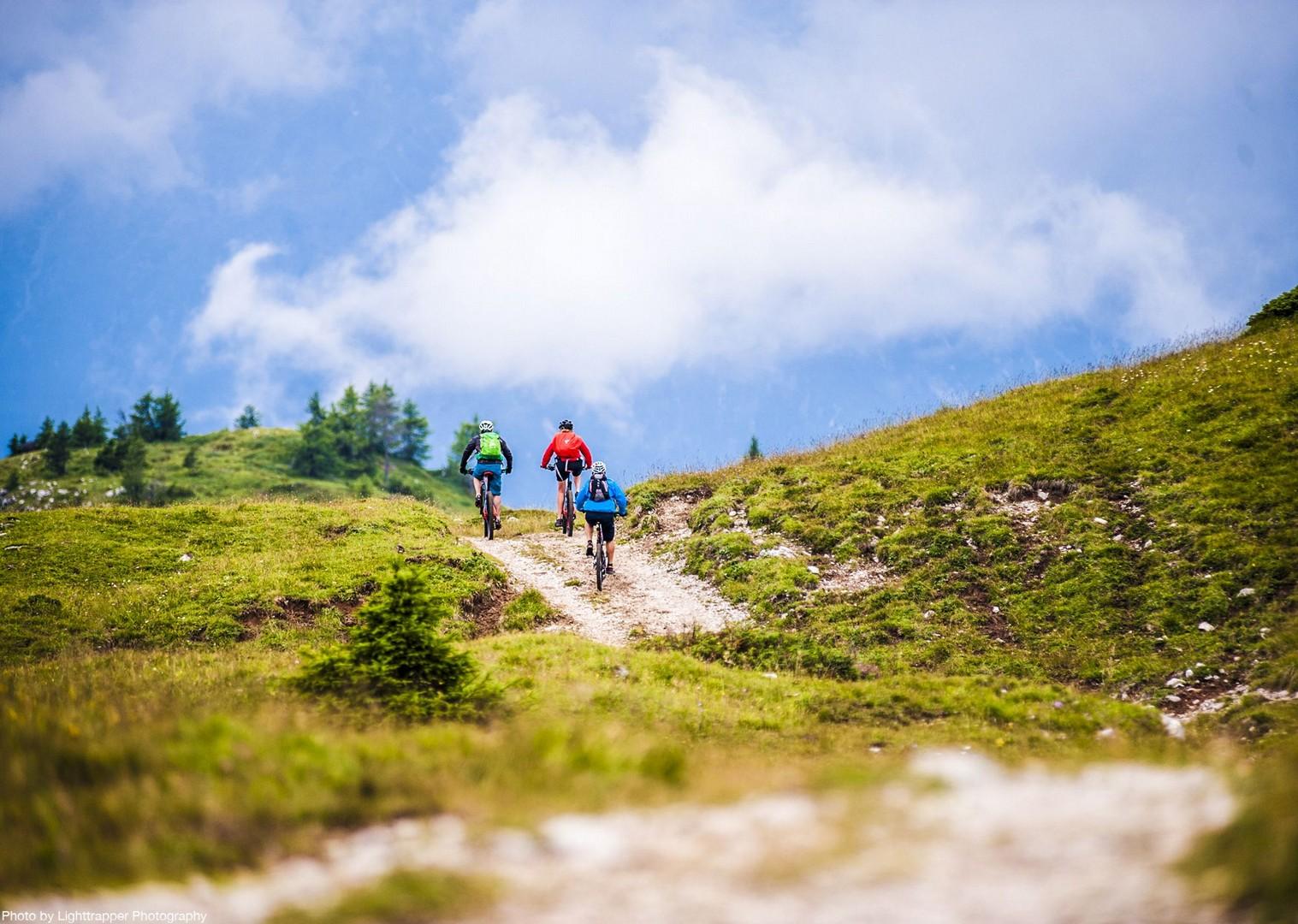 saddle_skedaddle_italy_2017_day6_brenta_dolomites_200-2.jpg - Italy - Dolomites of Brenta - Electric Mountain Bike Holiday - Mountain Biking