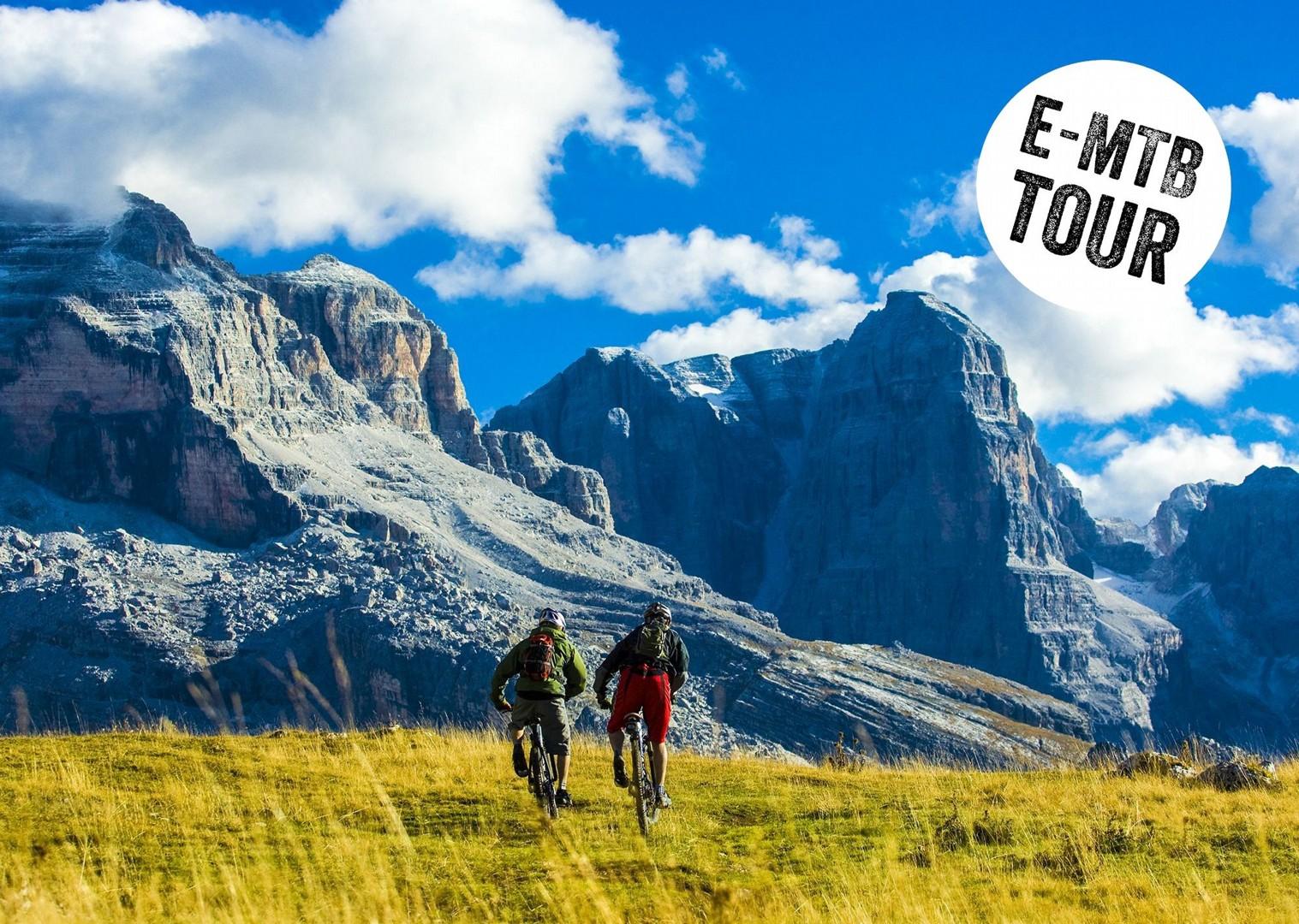 _Holiday.1018.25120.jpg - Italy - Dolomites of Brenta - Electric Mountain Bike Holiday - Mountain Biking