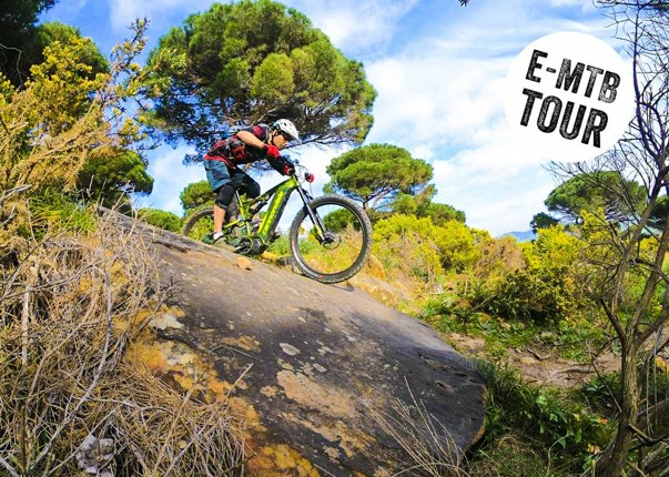 Spain - Sensational Sierra Nevada - Electric Mountain Bike Holiday Image