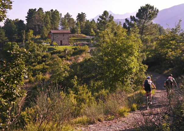 Italy - Via Francigena (Tuscany to Rome) - Self-Guided Mountain Bike Holiday Image