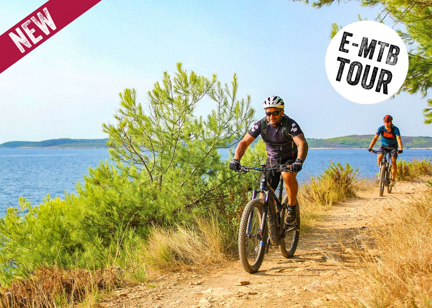 electric-mountain-bike-holiday-views-from-summit-of-ucka-mountain.jpg - NEW! Croatia - Terra Magica - eMTB - Mountain Biking